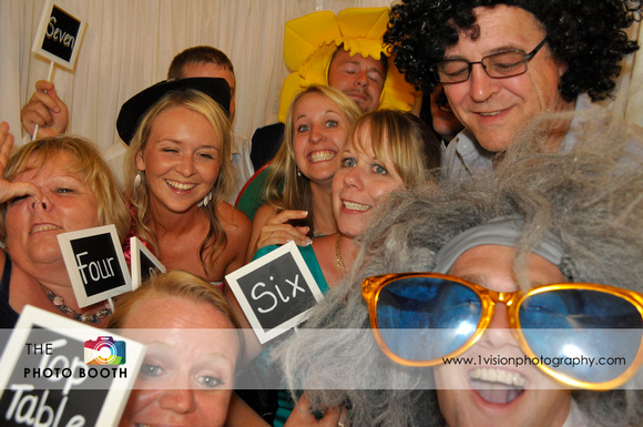 Wedding Photo Booth South Wales