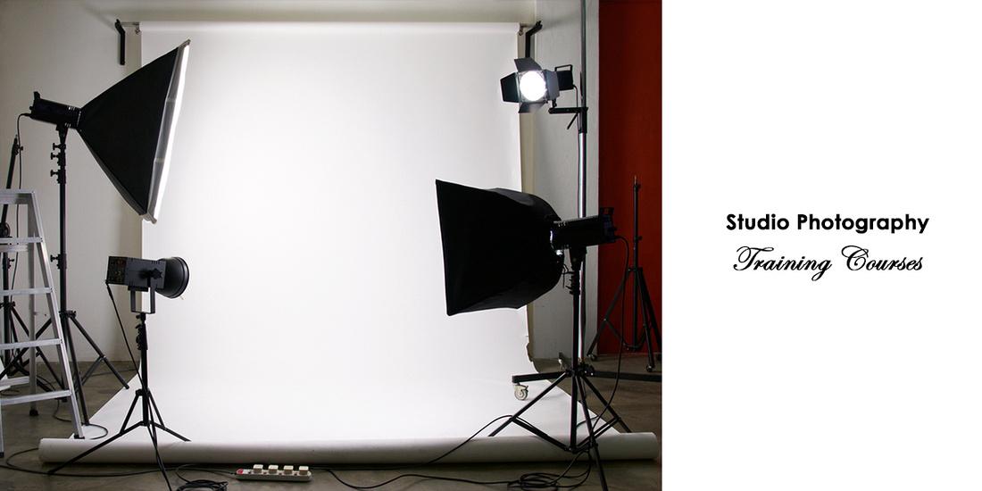 Studio photographic course