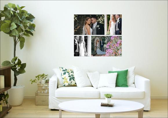Wedding Print Collation
