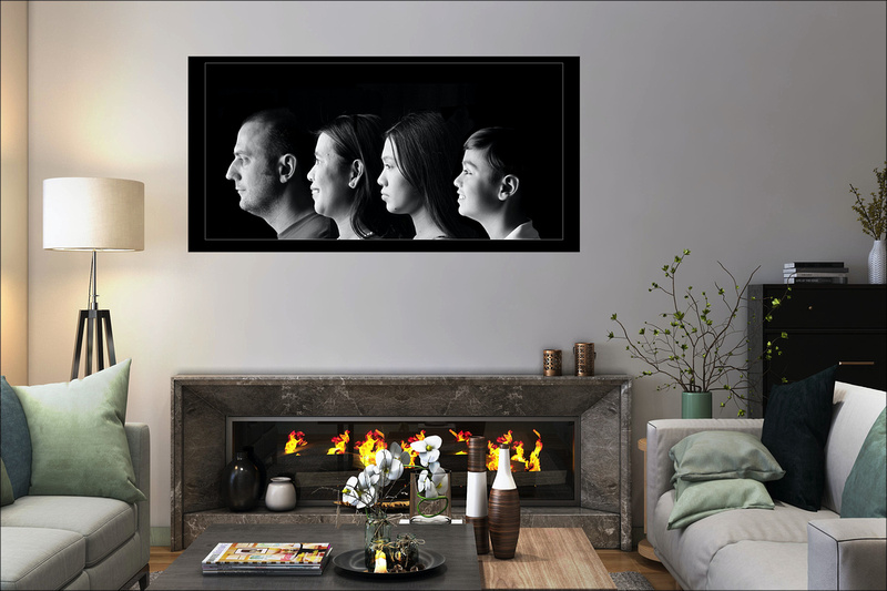 Portrait Photography Wall Art