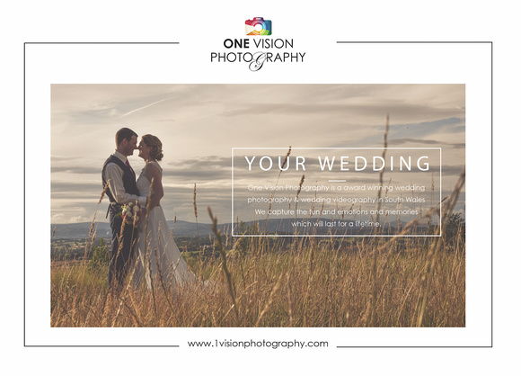 Wedding Photography Brochure, South Wales, Photographer, Brochure,