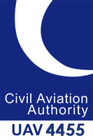 Drone pilot CAA approved