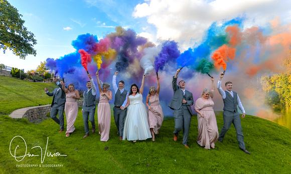 wedding photography wales swansea