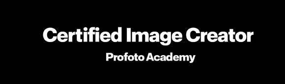 Profoto Certified Creator