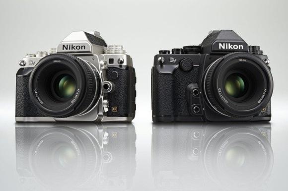 New, Camera, Nikon, DF, FX,