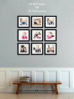 hall way frames