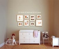 baby room frames
