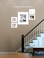 stairs frames ideas