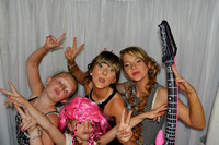 Photo Booth at 50th Birthday Party