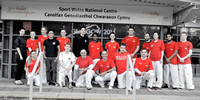 Welsh Taekwondo Commonwealth games Team