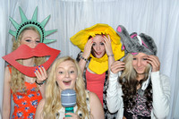 Amie 16th Party Photo Booth
