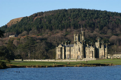 Margam Park South Wales