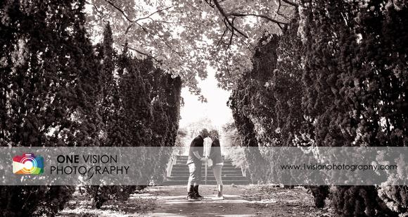 Engagement photo shoot swansea