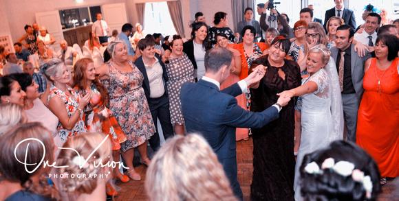 Family Wedding Dance