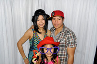 Jianne Aaliyah 7th Party Photo Booth