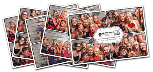 UNLIMITED PHOTO BOOTH PRINTS