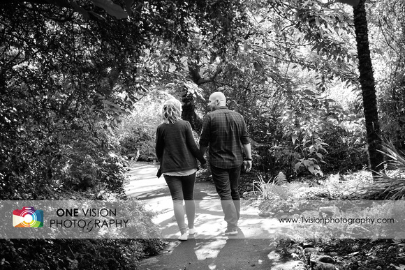 Engagement photo shoot swansea